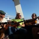 Paco de Lucia ve Ekibi ile Tekne Fiestası