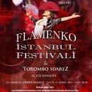 1.Uluslararası Flamenko İstanbul Festivali Açılış Konseri&Torombo Suarez Backstage