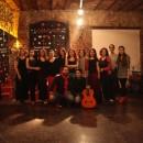 Ünlü Gitarst Tomatito'nun Dansçısı Paloma Fantova ile Flamenko Dans Workshop