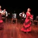 Fandango de Huelva con castanuelas